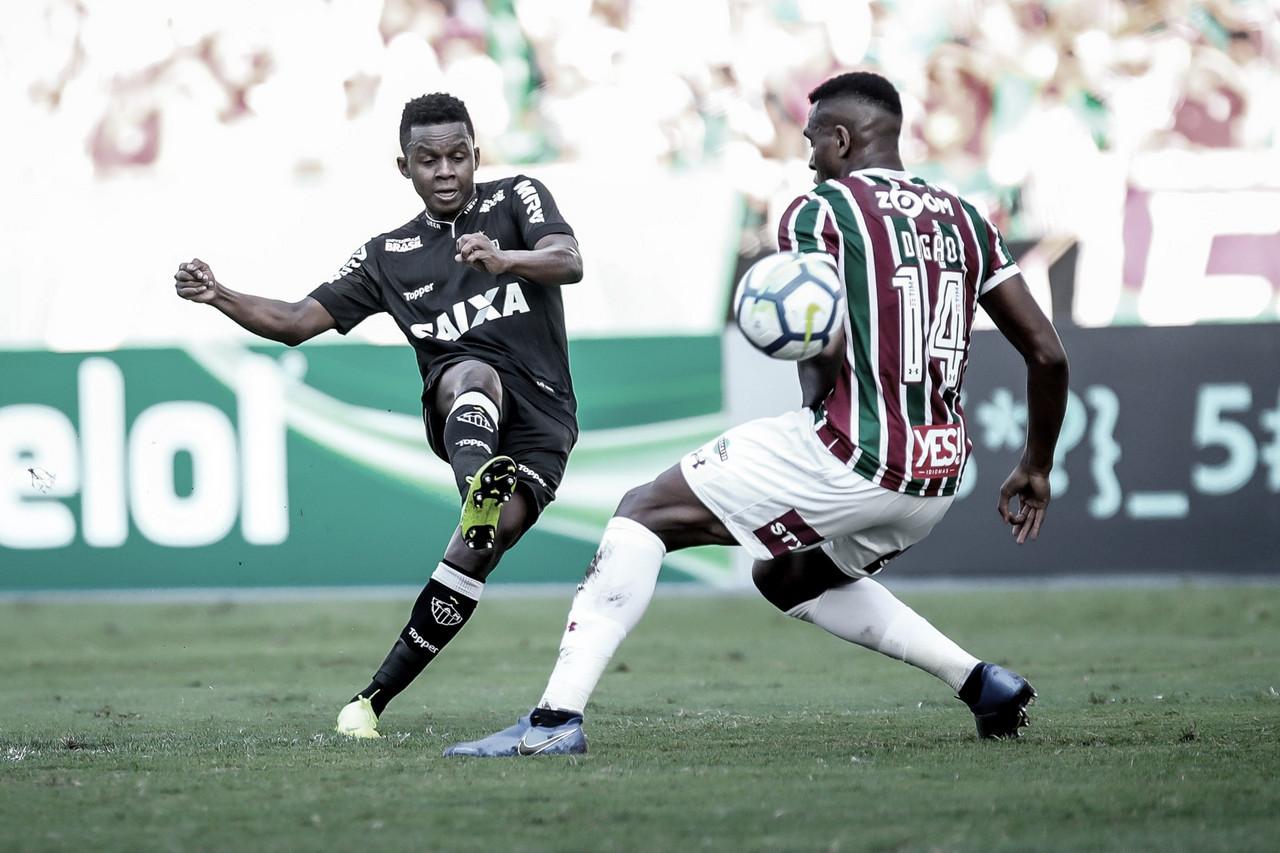 Atlético-MG recebe Fluminense visando manter invencibilidade naArena Independência