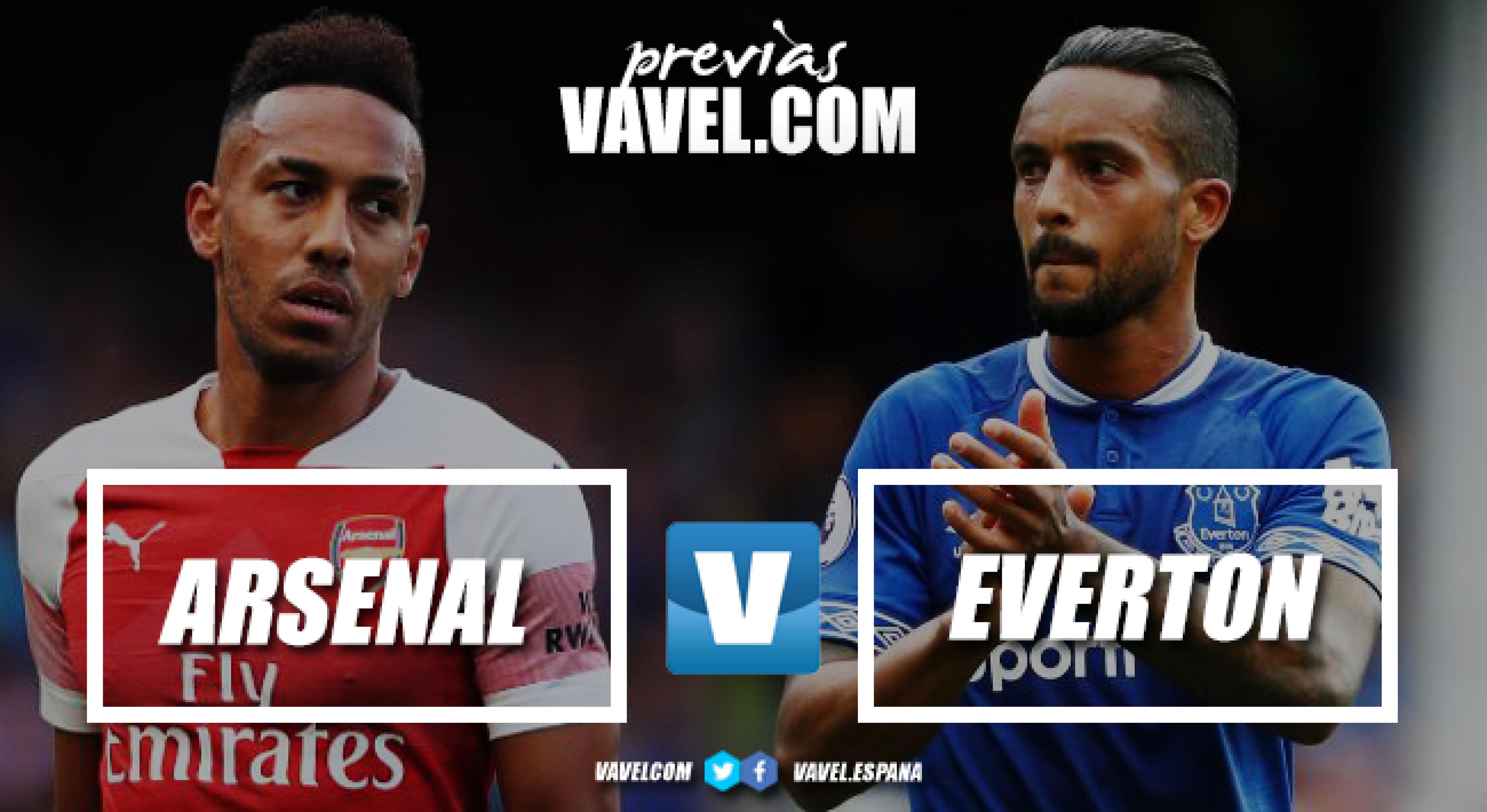 Arsenal vs Everton Preview: Blues facingtough task away to Emery's flying Gunners