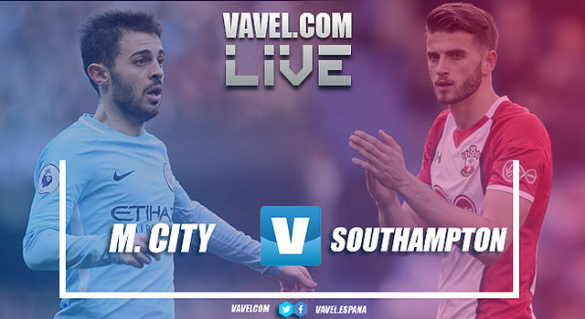 Image result for Manchester City vs Southampton