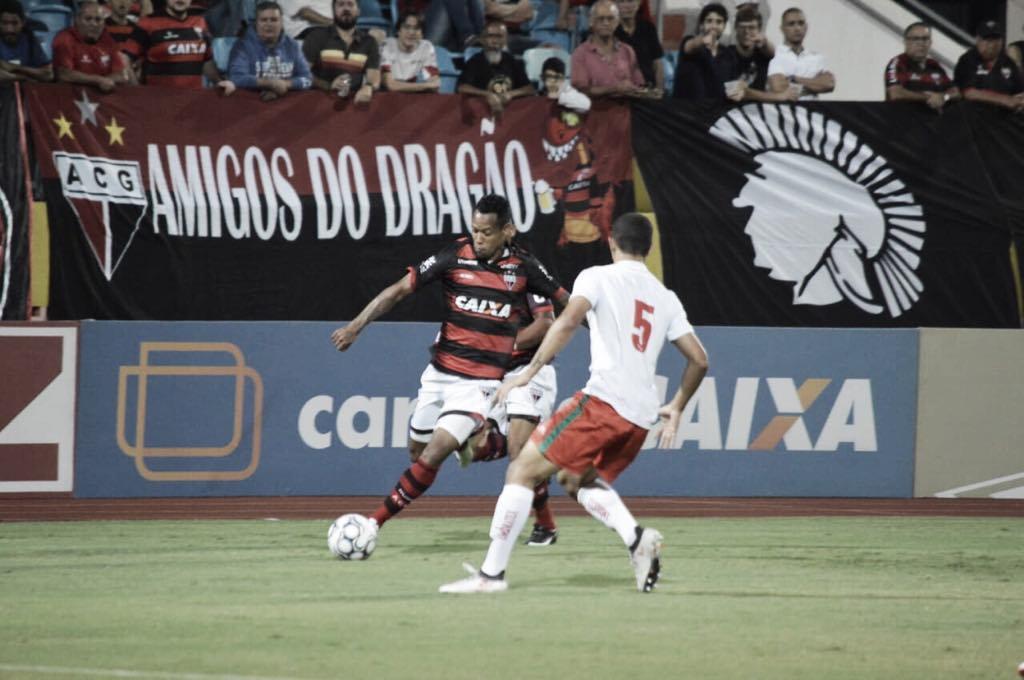Boa Esporte recebe Atlético-GO com a esperança de sair da última colocação