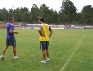 El Real Valladolid repetirá stage en Mondariz