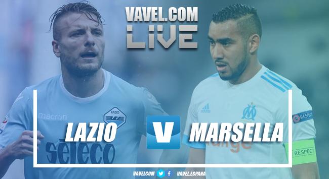 RESUMEN Lazio vs Olympique Marsella en Europa League 2018