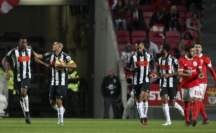 Antevisão Portimonense-Benfica
