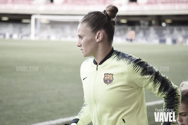 Resumen de la temporada 2018/19 del FC Barcelona Femenino: Sandra Paños y una temporada para enmarcar