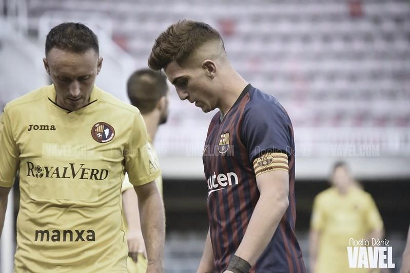 El Olot - Barça B ya tiene fecha y horario