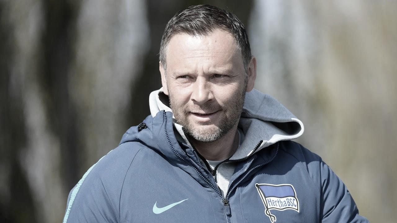 Após quatro anos,Pál Dárdaideixa comando do Hertha Berlin na próxima temporada
