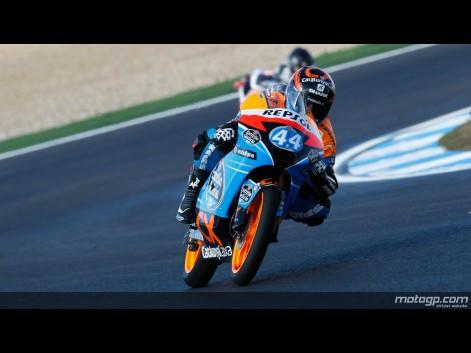 Libres de Moto3, viernes: Oliveira se pone las pilas en casa