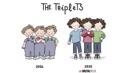 Las tres mellizas: la popular serie infantil española vuelve tras 20 años