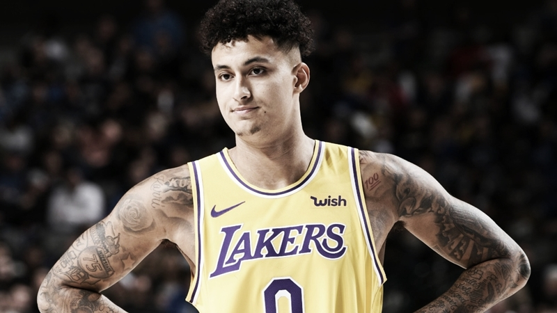 Ala dos Lakers, Kyle Kuzma desperta interesse do Sacramento Kings