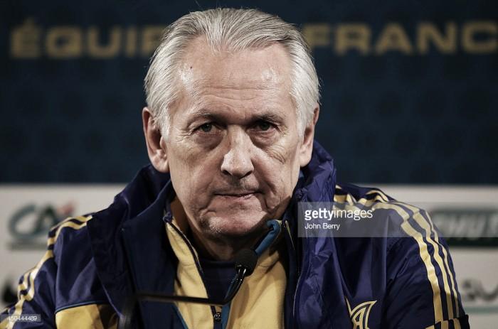 Euro 2016: O RX dos técnicos - Mykhaylo Fomenko