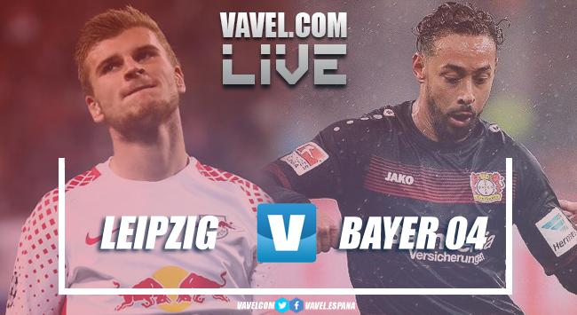 Resumen RB Leipzig 3-0 Bayer Leverkusen en Bundesliga 2018