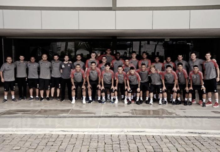 Atlético-PR vence Rio Preto e se isola na liderança do Grupo 2 da Copa SP de Futebol Júnior