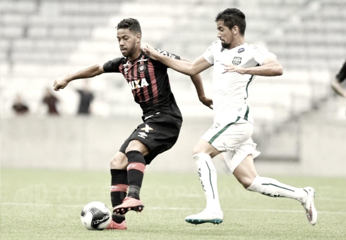Atlético-PR e Maringá disputam vaga na final da Taça Caio Júnior
