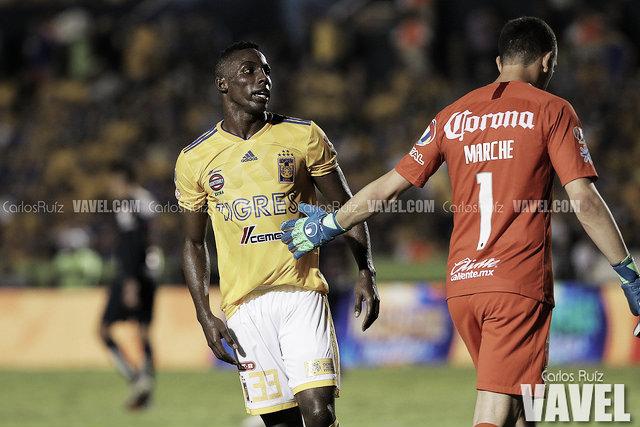 Consideró Julián Quiñones que Tigres ha bajado el nivel