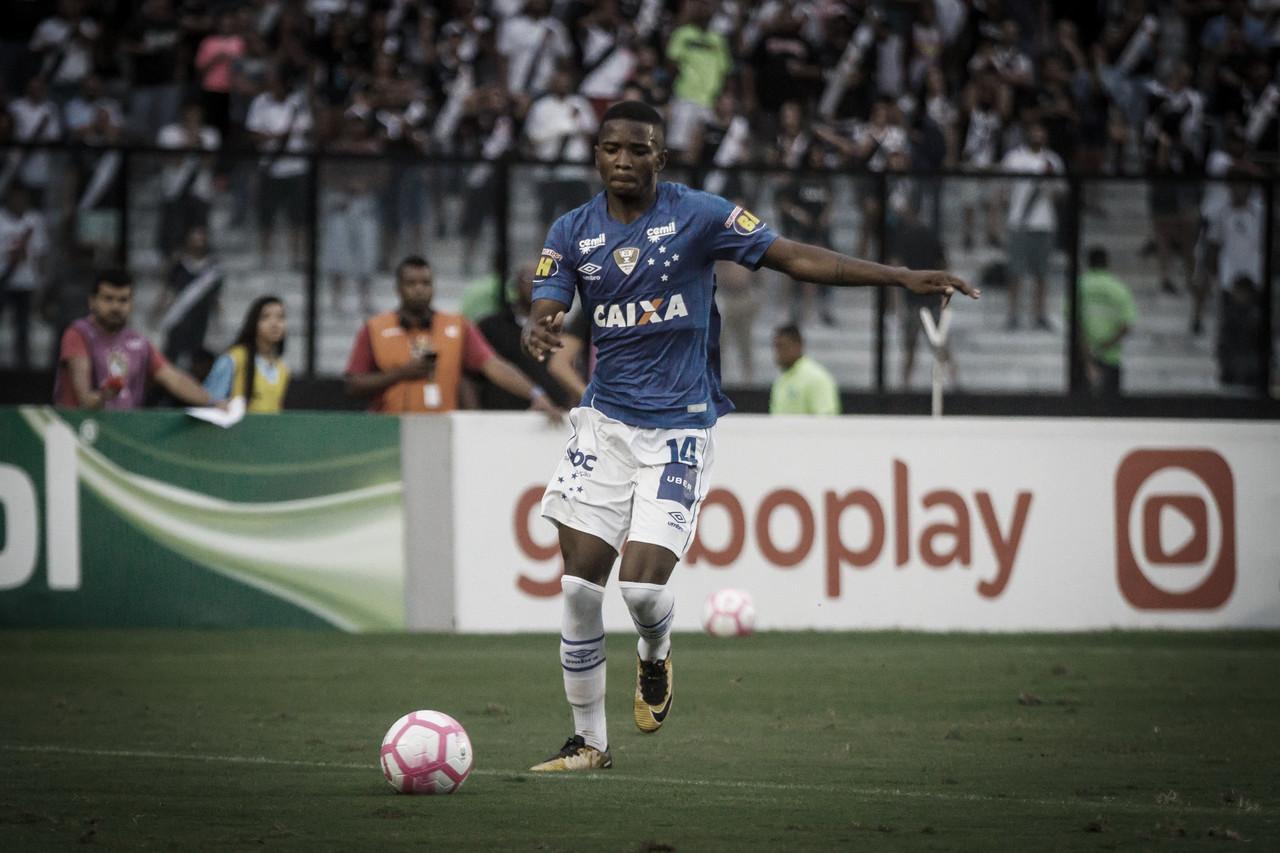 Cacá tem valor de mercado questionável; veja comparativo com últimas promessas do Cruzeiro