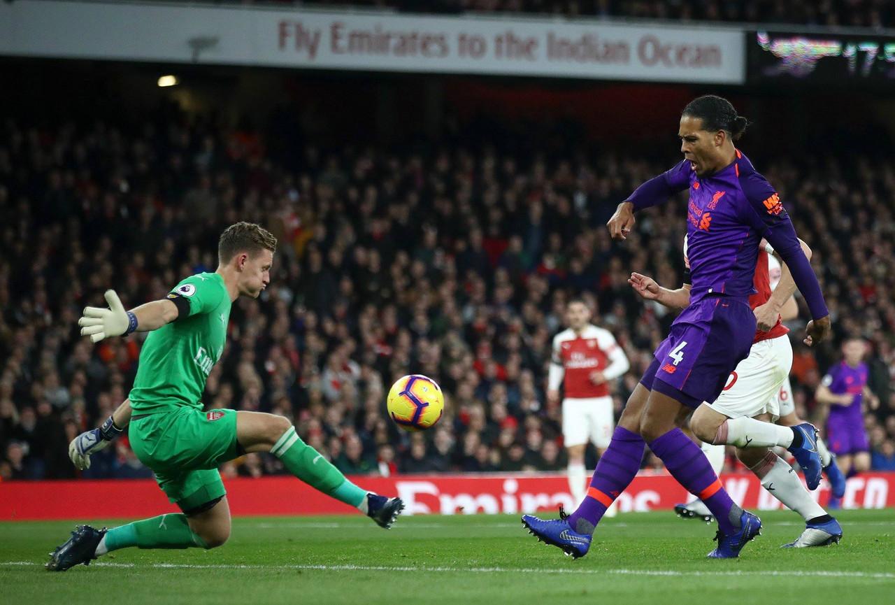 Premier - Spettacolo all'Emirates tra Arsenal e Liverpool ma è 1-1: decidono Lacazette e Milner