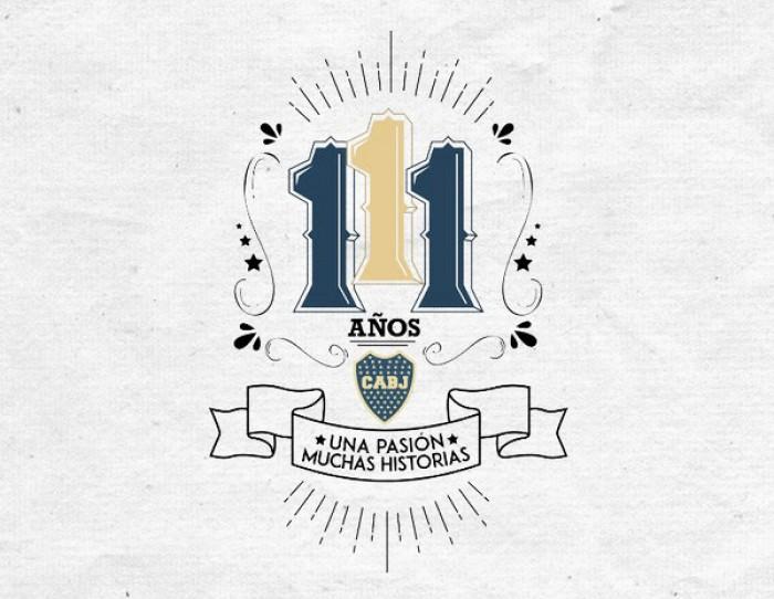 Que los cumplas Boca Juniors...