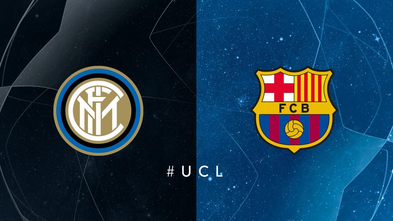 L'Inter sogna il colpaccio: giro di boa contro il Barcellona