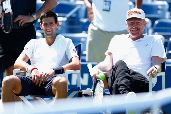 Djokovic - Becker, rapporto concluso