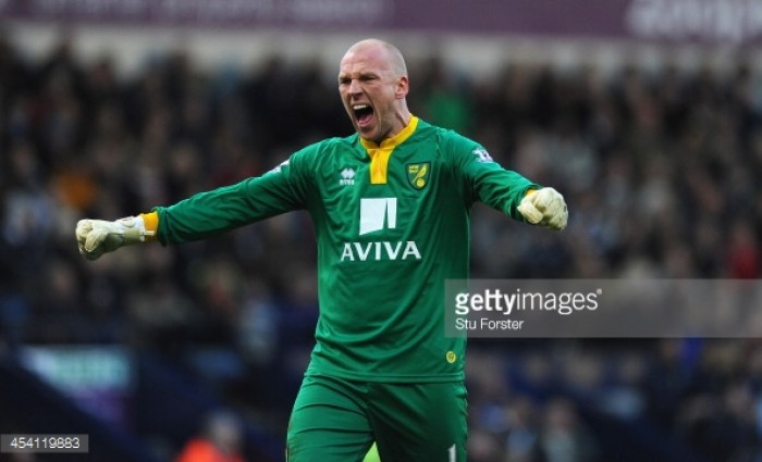 Wolves sign keeper John Ruddy after Norwich City exit
