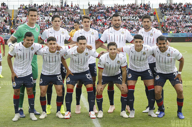 Lobos BUAP - Chivas: puntuaciones de Chivas, jornada 13 del Apertura 2018