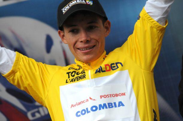 Miguel Ángel López asegura el futuro de Colombia en l'Avenir