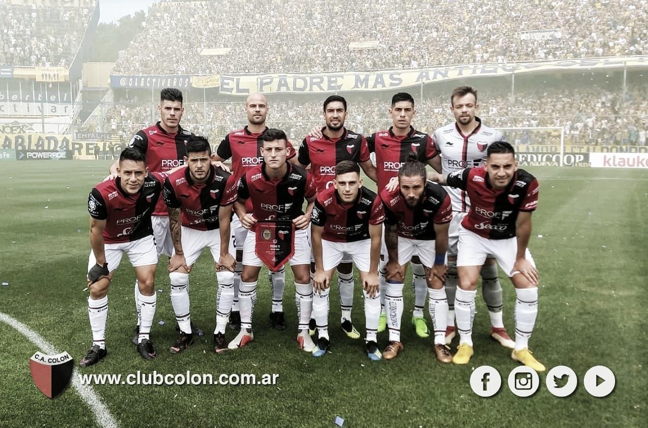 Entretenido empate en Central- Colón