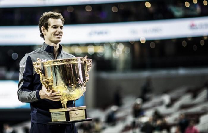 Andy Murray vence Dimitrov e se consagra campeão do ATP 500 de Pequimpela primeira vez