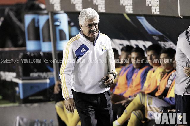 Ricardo Ferretti calificó de regular el accionar de Tigres ante León