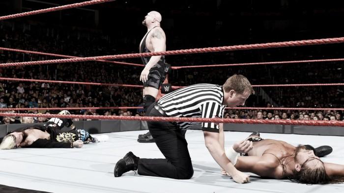Big Cass continúa su rivalidad con Enzo Amore