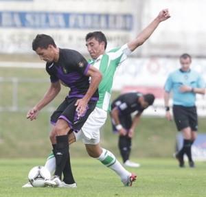 Derrota por 2-1 del Real Valladolid ante el Rio Ave en el último partido de pretemporada