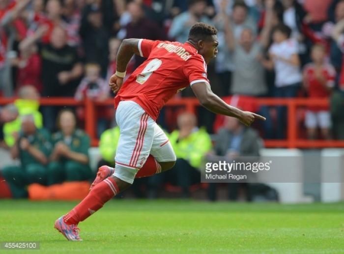 Reports suggest Burnley have £8 million bid for Nottingham Forest striker Britt Assombalonga rejected