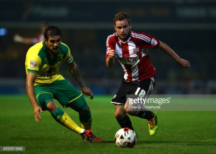 Brentford 0-0 Norwich: 2016 ends with a whimper for both sides   VAVEL.com