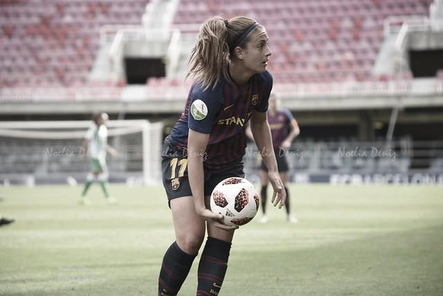 Alexia Putellas, el blasón del Barça
