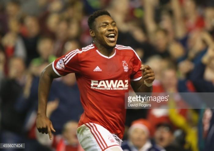 Britt Assombalonga fully focused on Nottingham Forest
