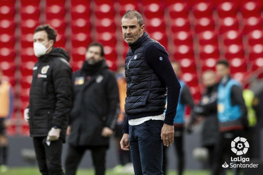 Garitano, destituido como técnico del Athletic