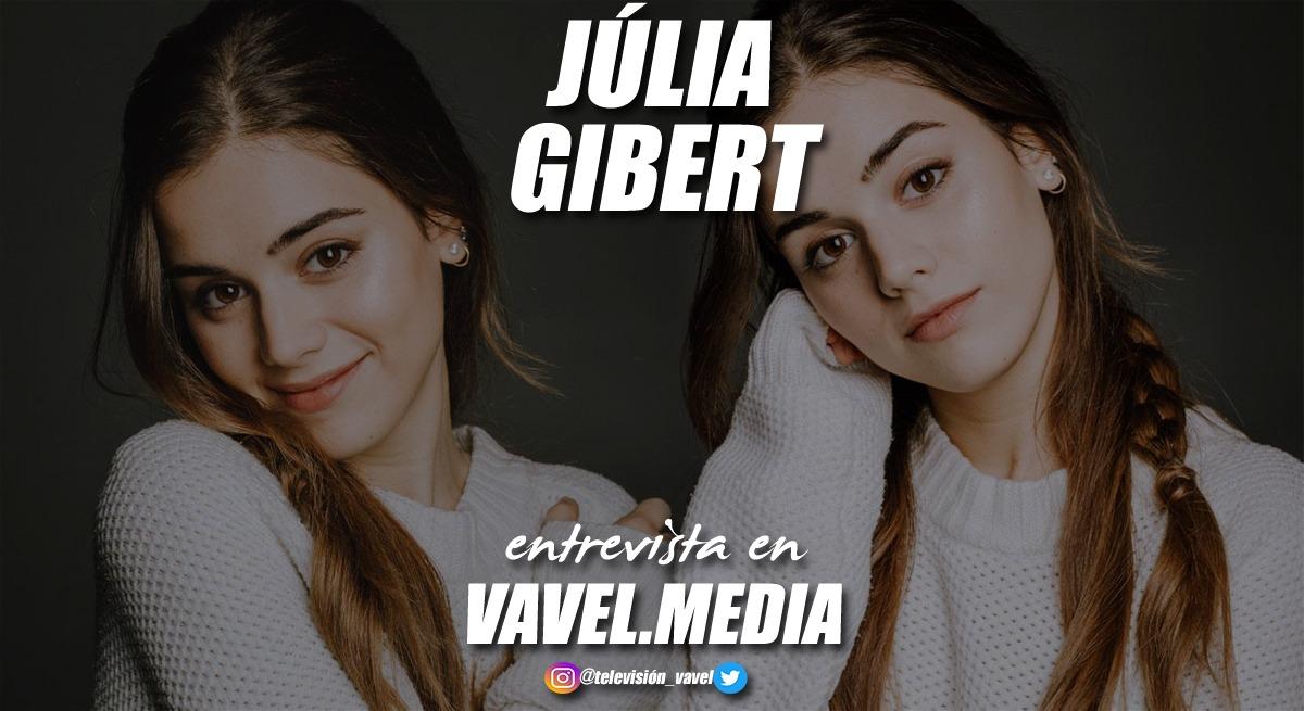 """Entrevista Júlia Gibert: """"Me encantaría trabajar en Estados Unidos, es mi sueño desde que era pequeña"""""""