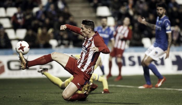 Previa Atlético de Madrid - Lleida Esportiu: los cuartos pasan por el trámite del Metropolitano