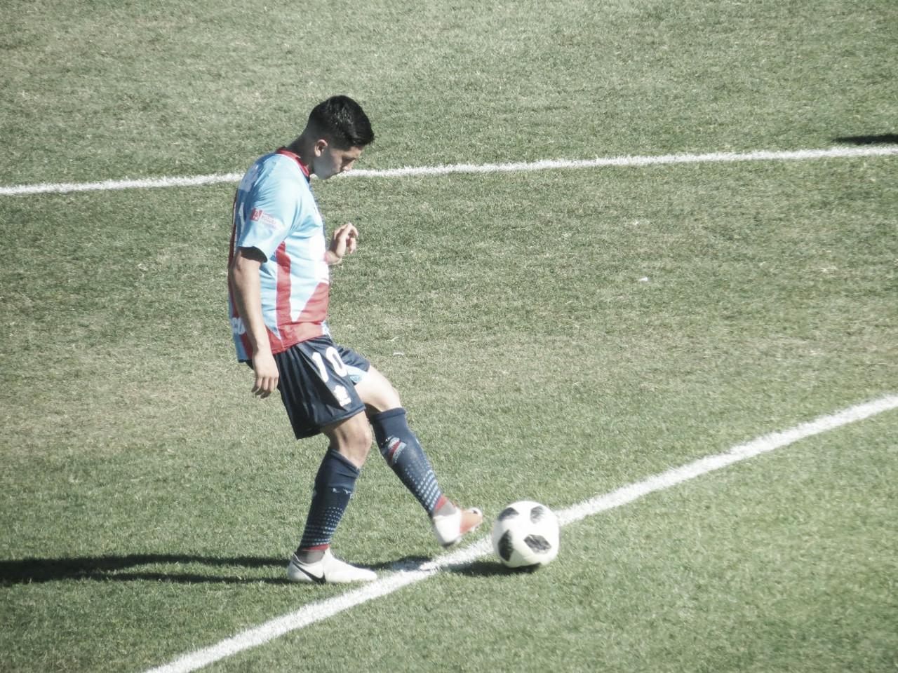 """Lucas Necul: """"El partido fue muy bueno"""""""