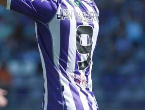 Dorsales del Real Valladolid provisionales para la temporada 2012/13