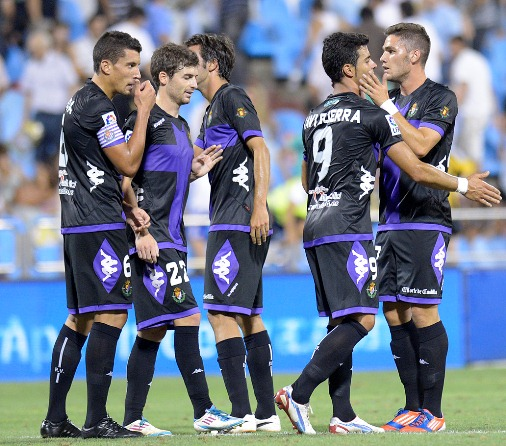 Real Valladolid 2012/13