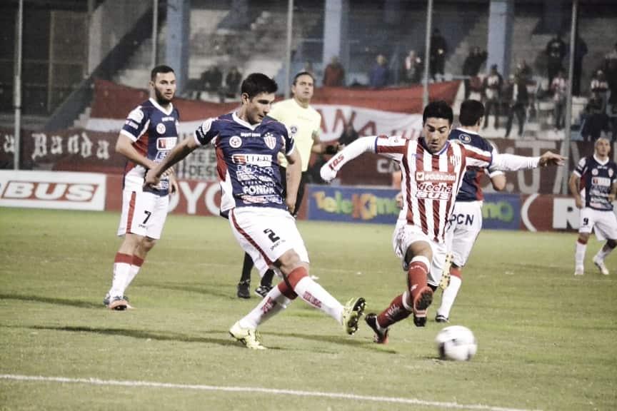 Prueba en casa ante Atlético Paraná