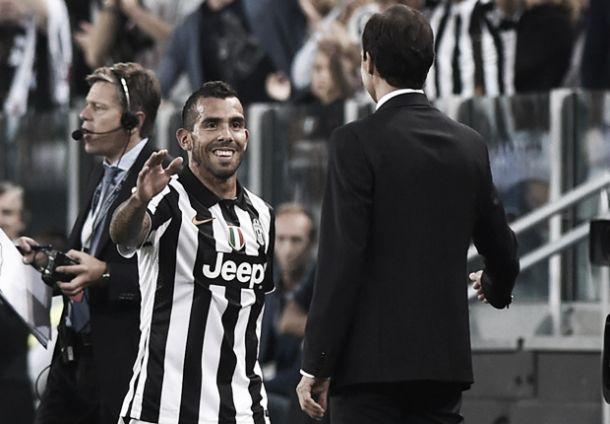 """Juventus, un'occasione persa. Allegri: """"Buon punto, ma dovevamo vincere"""""""
