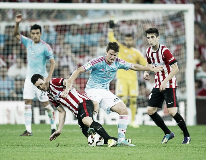 Athletic Club - Celta de Vigo preview: Sixth - Fifth in La Liga battle