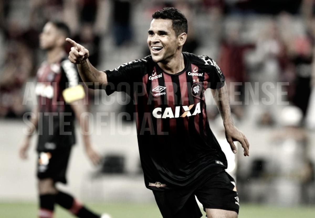 Com Éderson inspirado, Atlético-PR goleia Maringá e está na final da Taça Caio Júnior