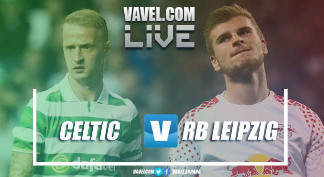 Resumen Celtic Glasgow vs RB Leipzig en Europa League 2018