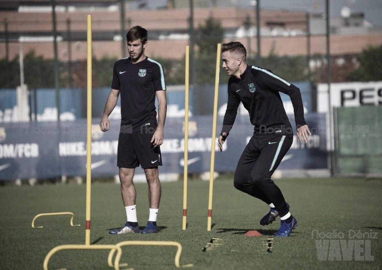 Listos para enfrentarse al Teruel