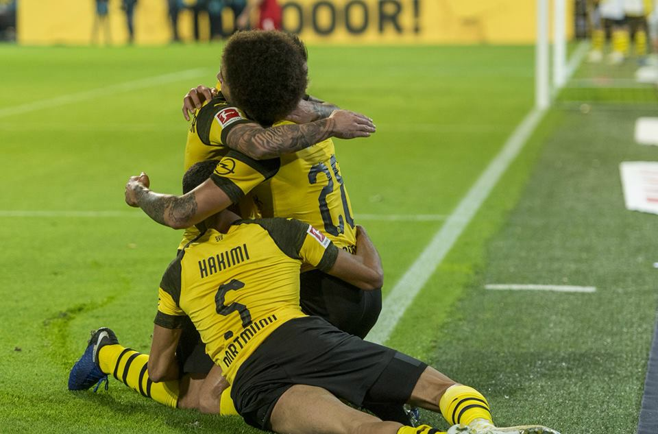 Bundes - Pandemonio giallonero! Il Dortmund vince il Klassiker in rimonta e vola a +7 sul Bayern (3-2)