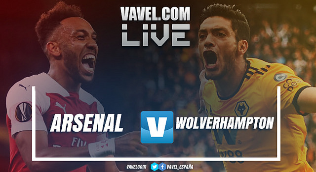 As it happened: Arsenal survive Wolves scare to draw 1-1