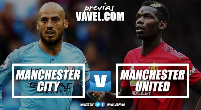 Manchester United Vs Manchester City: Manchester United: Dos Vecinos Eufóricos